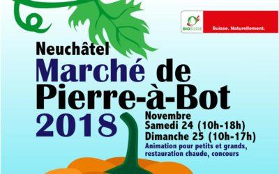 Marché de Pierre-à-Bot 2018